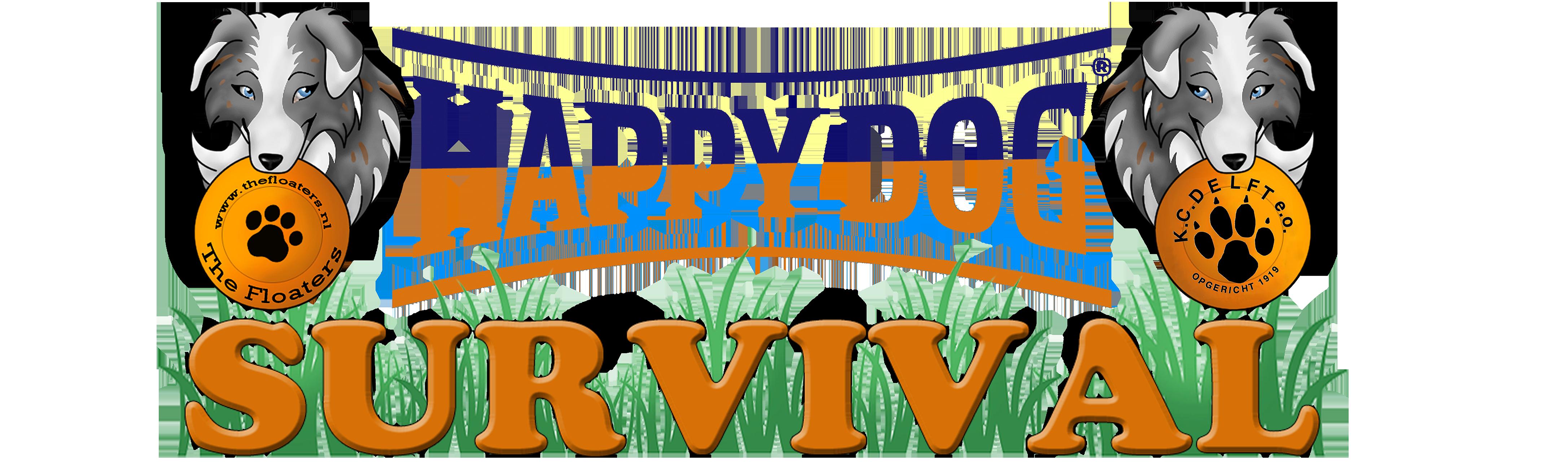HappydogSurvival logo  2016